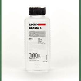 REVELADOR ILFORD ILFOSOL 3 - 500 ML