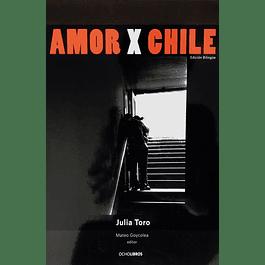 LIBRO: POR AMOR A CHILE - JULIA TORO