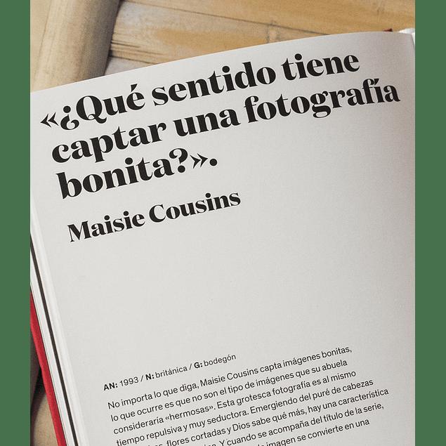 LIBRO: LOS FOTOGRAFOS HABLAN SOBRE LA FOTOGRAFIA