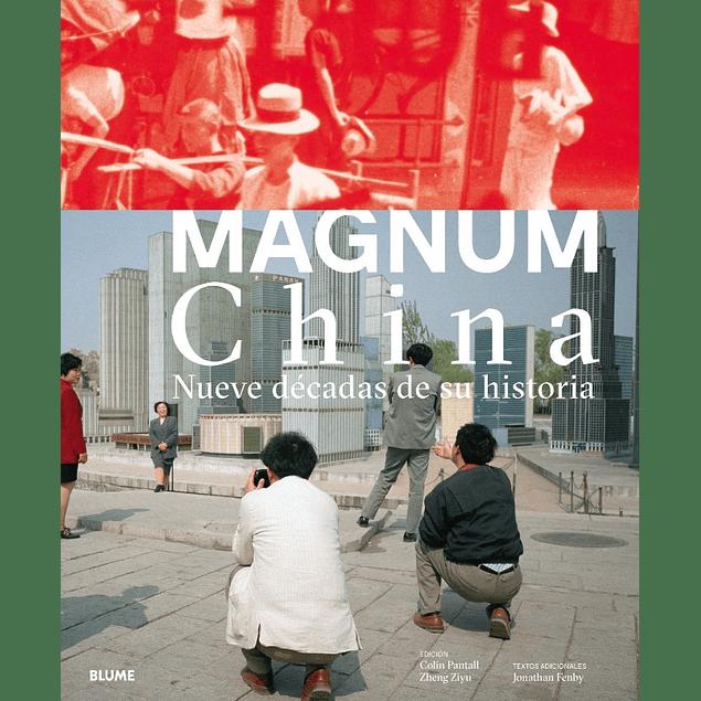 LIBRO: MAGNUM CHINA
