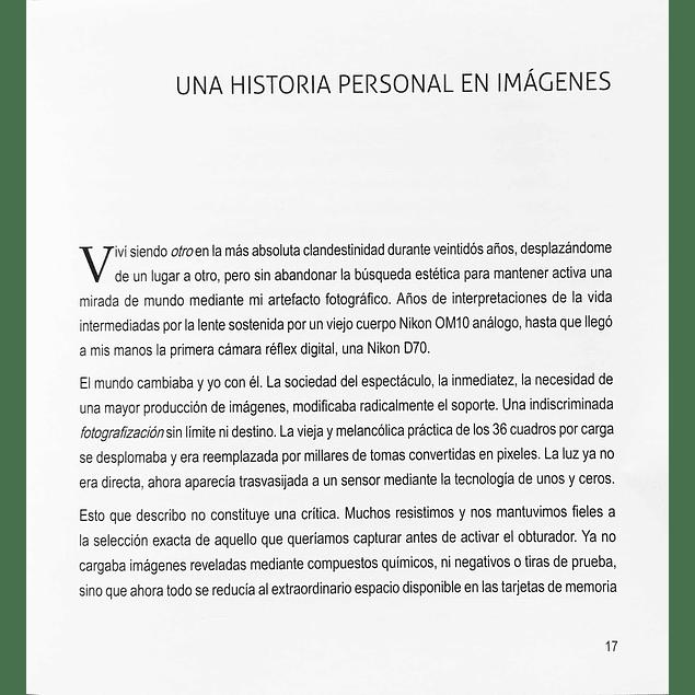 LIBRO: SER OTRO - RICARDO PALMA SALAMANCA