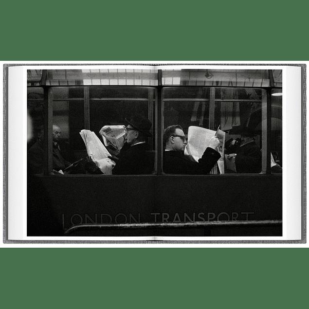 LIBRO: LONDRES . 1959  -  SERGIO LARRAIN (Español)