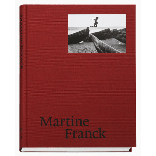 LIBRO: MARTINE FRANCK (Inglés)
