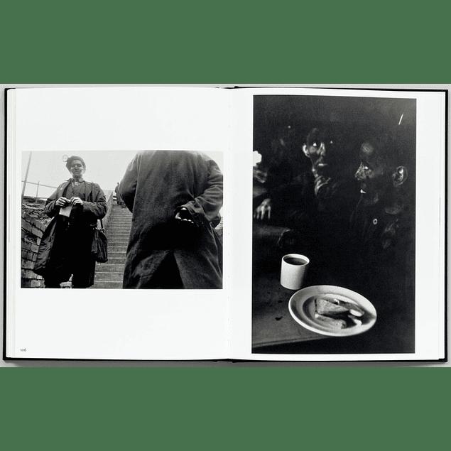 LIBRO:  LONDON/WALES - ROBERT FRANK (Inglés)