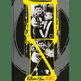 LIBRO: WILLIAM KLEIN : ABC (Inglés)