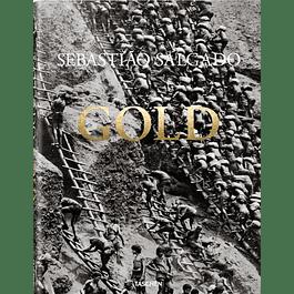 LIBRO: GOLD - SEBASTIAO SALGADO