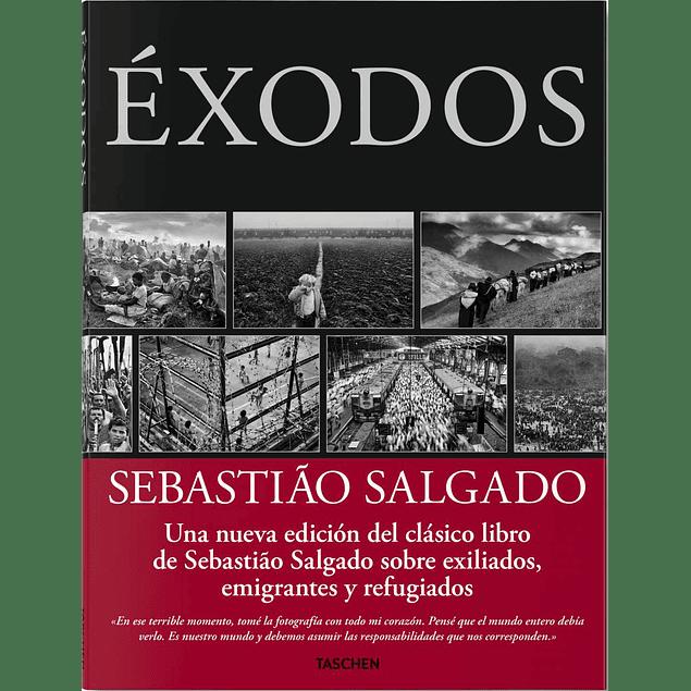 LIBRO: EXODOS - SEBASTIAO SALGADO