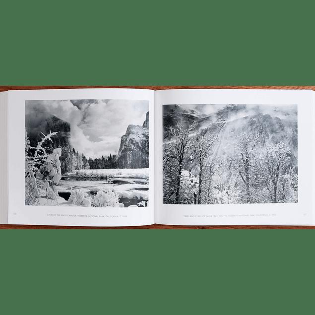 LIBRO: ANSEL ADAMS - 400 PHOTOGRAPHS (INGLÉS)