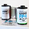 ROLLO (Carga) Película 35mm BLANCO Y NEGRO -  ILFORD FP4 125 PLUS - 24Exp