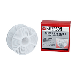 ESPIRAL PATERSON  35mm y 120 (PARA USO EN TAMBOR DE REVELADO)