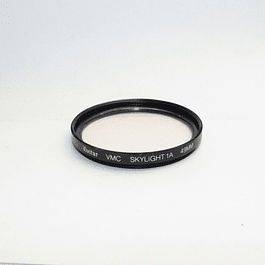 FILTRO UV VIVITAR SKYLIGHT 1A 49mm para NIKON