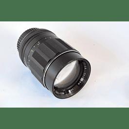 LENTE TELEFOTO SOLIGOR 135mm f2.8 , MONTURA MINOLTA