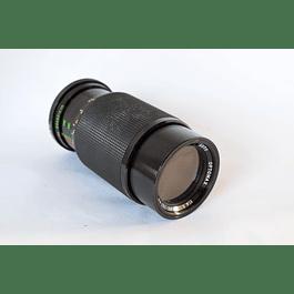 LENTE ZOOM OPTOMAX 80-200mm f4.5 , MONTURA MINOLTA