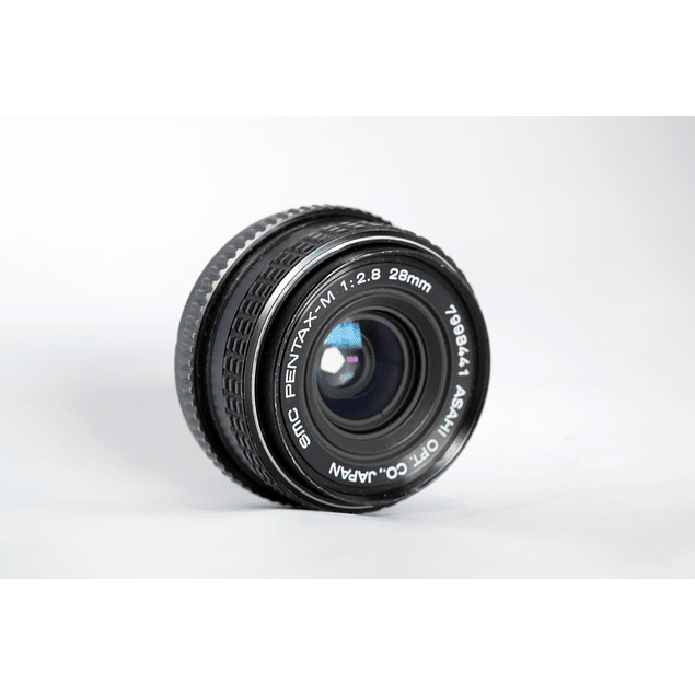 LENTE GRAN ANGULAR SMC PENTAX M 28mm f2.8