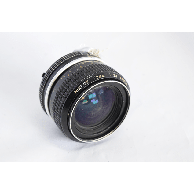 LENTE GRAN ANGULAR NIKKOR NIKON  AI-S 28mm f2.8