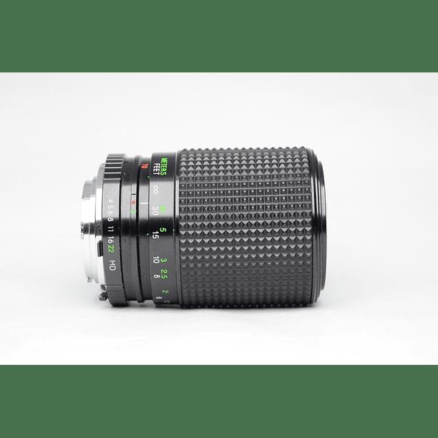 LENTE ZOOM SEARS 70-210mm f4-5.6 C/MACRO MONTURA MINOLTA
