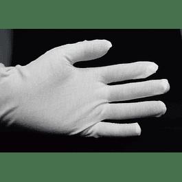 PAR GUANTES ALGODON (PARA MANIPULAR NEGATIVOS) - TALLA
