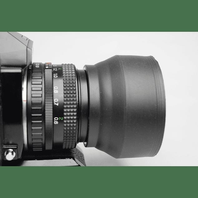 PARASOL DE GOMA DIÁMETRO 49mm