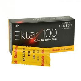 ROLLO KODAK EKTAR 100 FORMATO 120