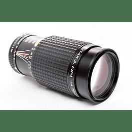 LENTE ZOOM ANALÓGICO SMC PENTAX - A  70-210mm f4