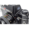 CÁMARA REFLEX ANÁLOGA KONICA AUTOREFLEX TC + LENTE 50mm f1.7