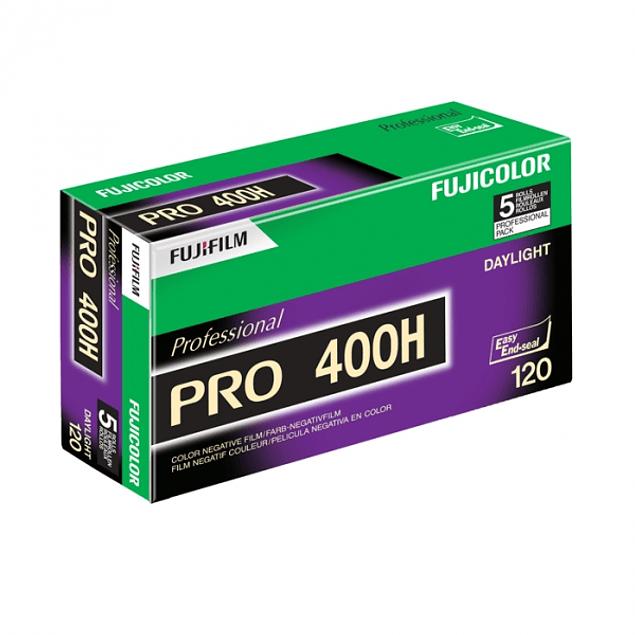 ROLLO FUJI PRO400 H FORMATO 120