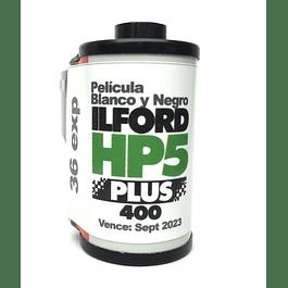 ROLLO (CARGA) HP5 PELICULA BLANCO Y NEGRO 36 EXP.
