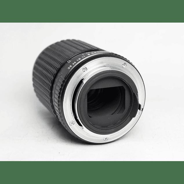 LENTE PENTAX SMC 135mm f3.5 - MONTURA K