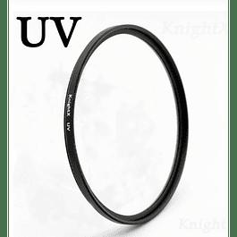 FILTRO UV KnightX  58mm
