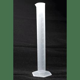 PROBETA PLASTICA GRADUADA 100 ML