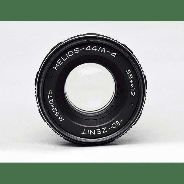 LENTE ANÁLOGO HELIOS 44M-4 50mm f2 -  M42