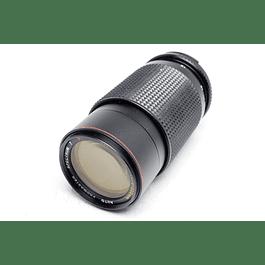 LENTE ZOOM ANÁLOGO PROMASTER 70-200mm f4.5 MONT. NIKON AI