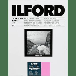 PAPEL FOTOGRAFICO ILFORD MULTIGRADO IV  - BRILLANTE 20X25