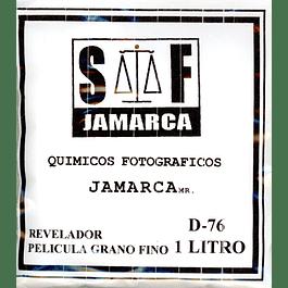 REVELADOR D-76 JAMARCA, GRANO FINO.