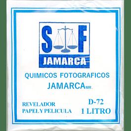 REVELADOR JAMARCA D-72 para Papel y Película