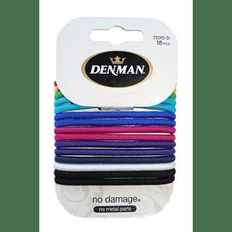Set 18 collets redondos Denman