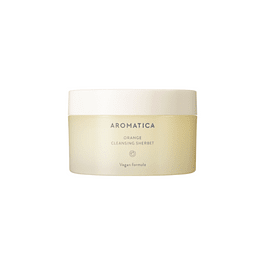AROMATICA - ORANGE CLEANSING SHERBET