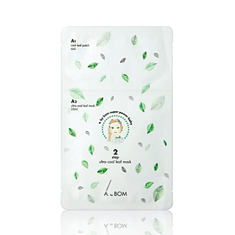 A BY BOM - ULTRA COOL LEAF MASK (2 PASOS)