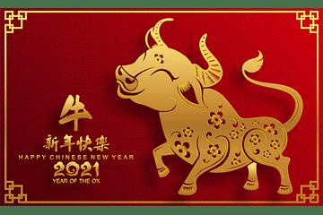 Bienvenido año del búfalo