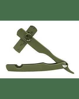 Irving Barber Company Navajín Cerakoted Verde Militar