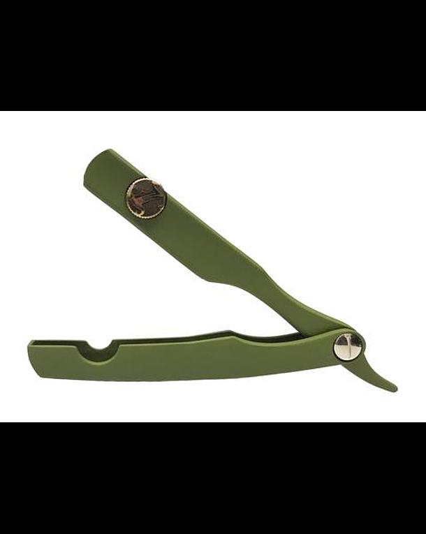 Irving Barber Company Navajín Cerakoted Verde Militar  2