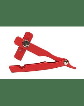 Navajín Irving Barber Company Cerakoted Rojo