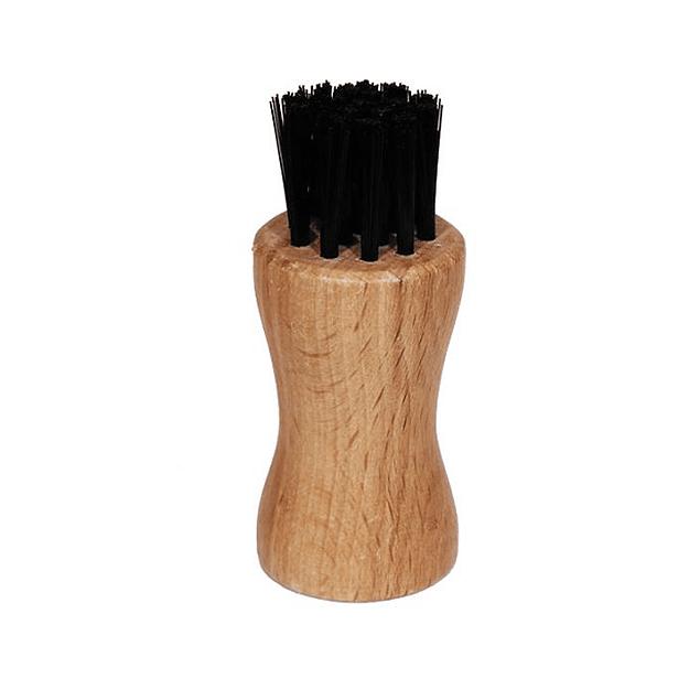 Cepillo de limpieza Irving con base de madera