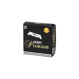 Hoja Derby Premium Single Edge
