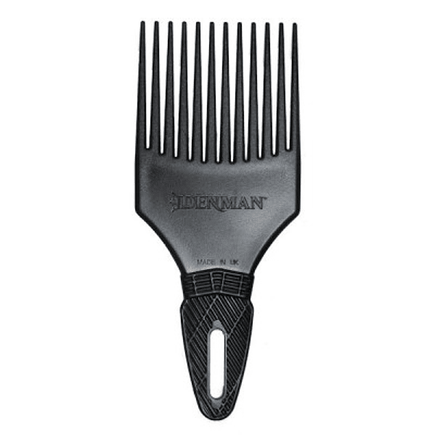 Peine Denman para cabellos crespos