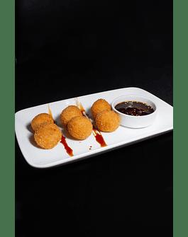 006 - Bolitas Crispy de pollo