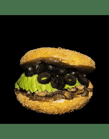 208.  Veggie Burger