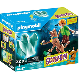 Scooby-Doo, Shaggy Y Fantasma Set 70287