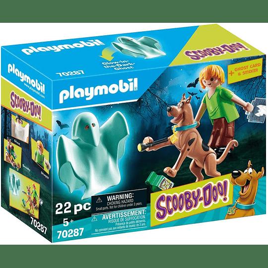 Scooby-Doo, Shaggy Y Fantasma Set 70287