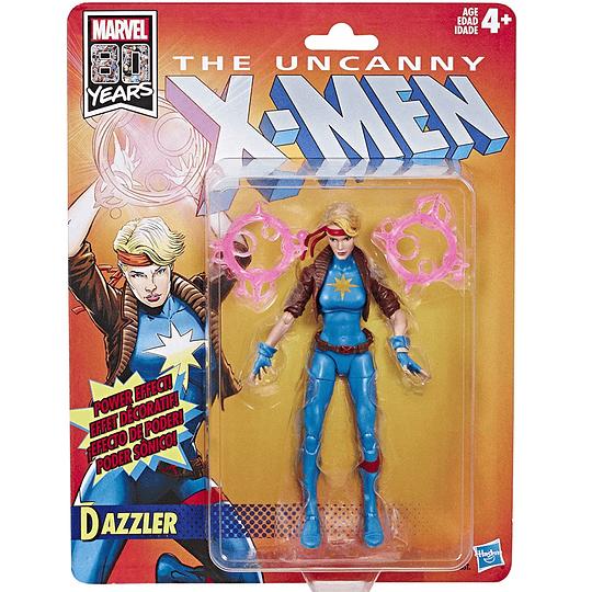 Dazzler X-Men Retro Marvel Legends 6